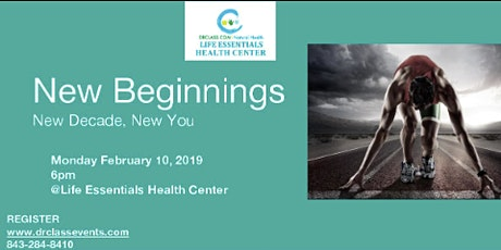 New Beginnings: New Decade, New You tickets