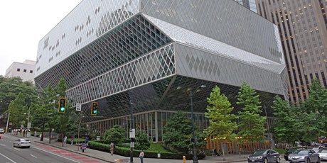 TR08 Seattle Central Library tickets