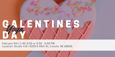 Galentines Yoga Event tickets
