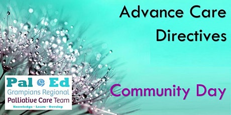 Advance Care Directives tickets