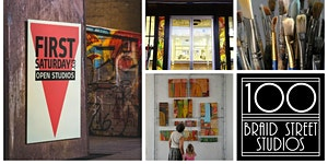 June - First Saturday Open Art Studios - COVID...