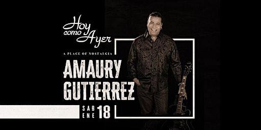 AMAURY GUTIERREZ/Noche de Lujo