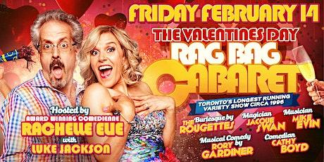 Valentines Day Rag Bag Cabaret tickets