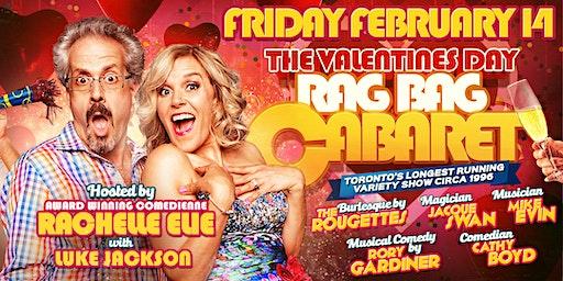 Valentines Day Rag Bag Cabaret