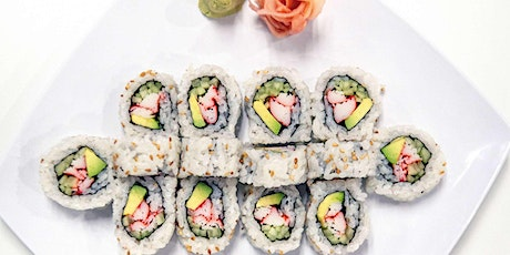 Japanese Sushi From Scratch - Cooking Class by Classpop!™ tickets
