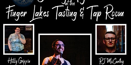 Comedy Night at the Finger Lakes Tasting & Tap Room tickets