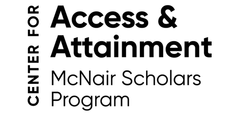McNair Alumni Panel tickets