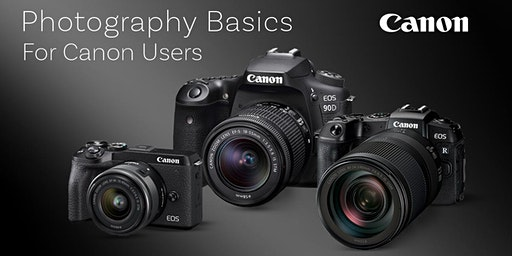Photography Basics for Canon Users
