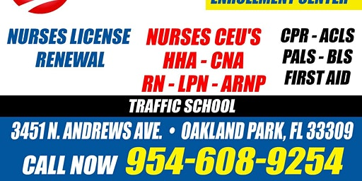 BLS for Healthcare Provider Renewal - By AHA  Instructor