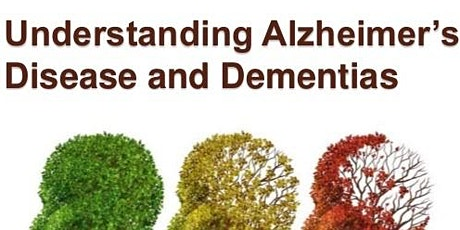 Dementia Family and Caregiver Training tickets