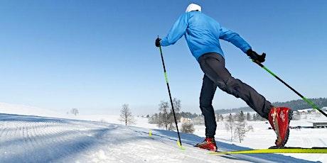 Ski nordique / Nordic skiing - Jack Gauthier / Mont Mustafa billets
