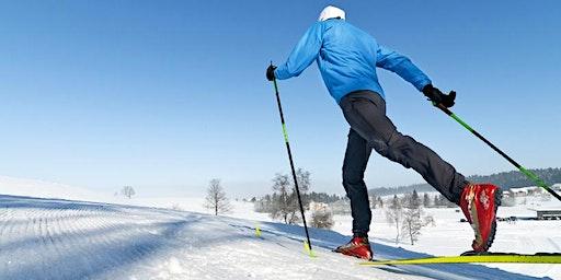 Ski nordique / Nordic skiing - Jack Gauthier / Mont Mustafa