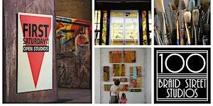 Oct - First Saturday Open Art Studios - Meet Our...
