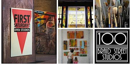 Oct - First Saturday Open Art Studios - Meet Our Artists in their Studios tickets