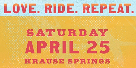 Hill Country Ride for AIDS tickets