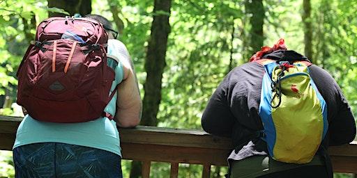 Fat Girls Hiking, London:  Mole Gap Trail