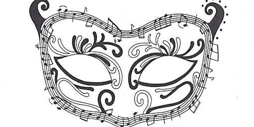 Celebrate Mardi Gras with Friends of Music!