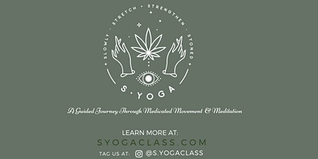 Happy Hour SYOGA: Slowly Stretch + Strengthen Stoned. tickets