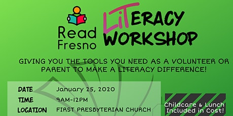 Read Fresno Workshop tickets