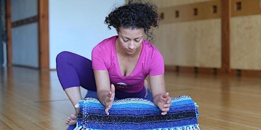 "On the ""Yin"" Side: A Deep, Meditative, Healing Practice"