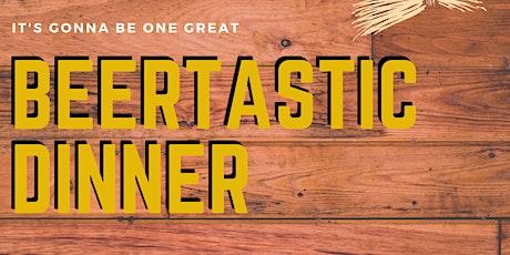 Stone & Rail's BEERTASIC DINNER tickets