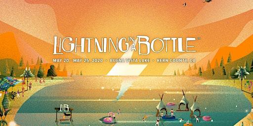 Shabbat Tent @ Lightning in a Bottle 2020