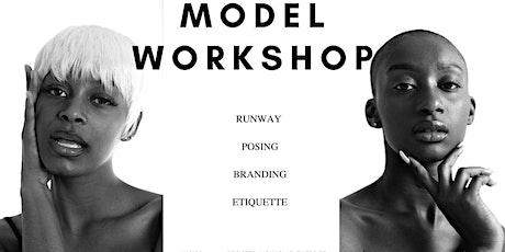 MANUELA'S MODEL WORKSHOP tickets