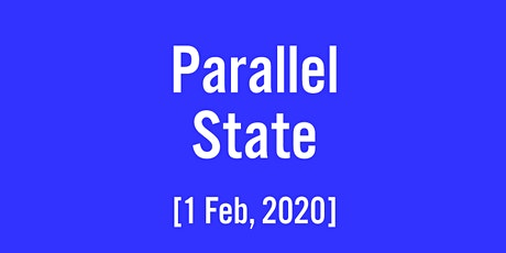 The Parallel State: Launch Event tickets