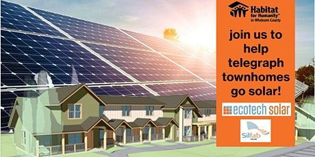 Go Solar with Habitat for Humanity in Whatcom County tickets