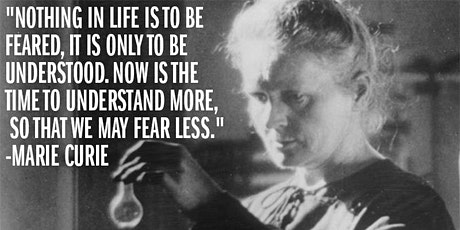 Discovering Marie Curie: A One-Woman Play tickets