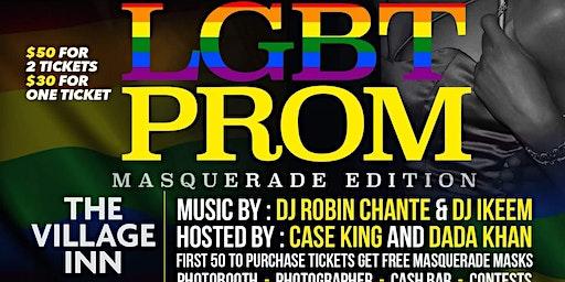 LGBT Prom Masquerade Edition