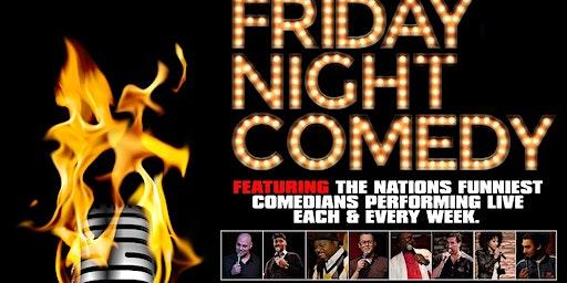 Friday Comedy @ Oak Lounge