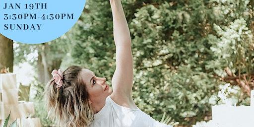 Chakra Balancing Yoga in Salt Cave