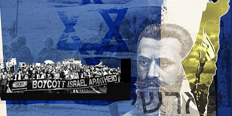 Live Debate: Anti-Zionism Is the New Anti-Semitism tickets