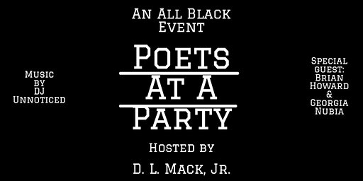Poets At A Party