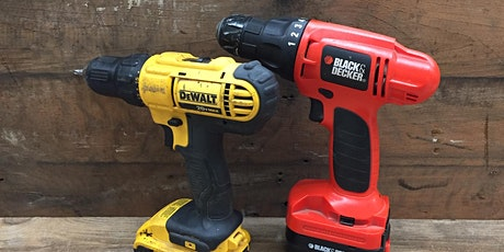 Homeowner 101: Using Your Drill for Basic Home Updates tickets