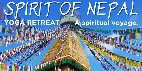 Spirit of Nepal Yoga Retreat tickets