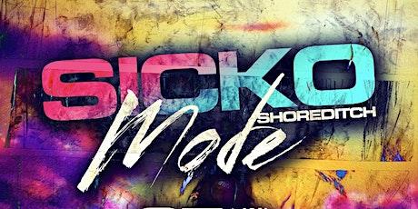 SICKOMODE SHOREDITCH - Shoreditch Hip-Hop Party tickets
