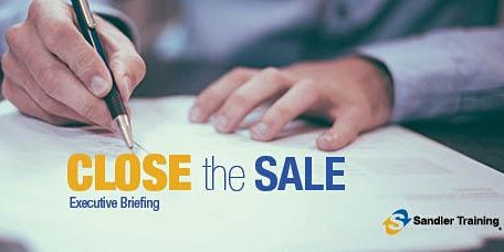 Close the Sale - Executive Briefing and Workshop