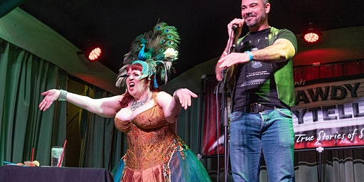 Bawdy Storytelling's Lucky 13th Anniversary Party