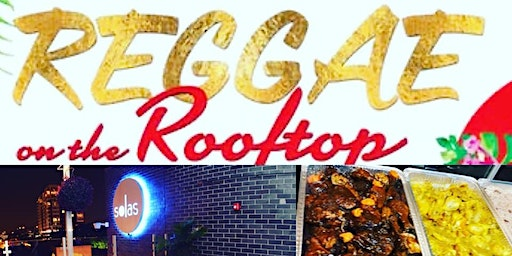 "Reggae On the Rooftop "" Glow City Edition"""