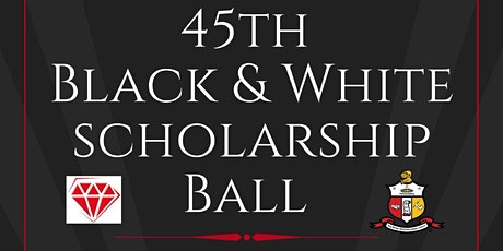 Black and  White Scholarship Ball tickets