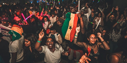 Afro Soca Love : Durham Pop Up