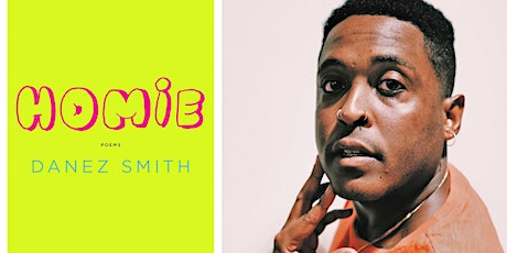 Poet Danez Smith tickets