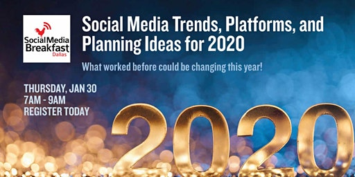 Trends, Platforms, & Planning Ideas for 2020