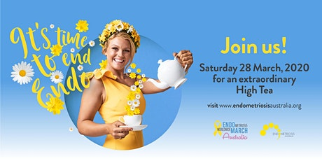 Canberra - EndoMarch High Tea 2020 tickets