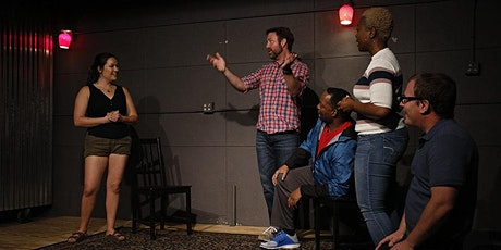 Free Improv Comedy Drop-In tickets
