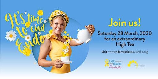 Hobart - EndoMarch High Tea 2020