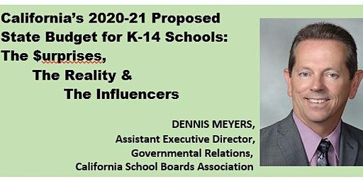 2020-21 Proposed  California State Budget for K-14 Schools