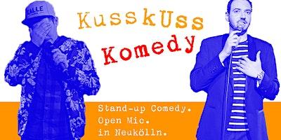 Stand-up Comedy: KussKuss Komedy am 22. Januar
